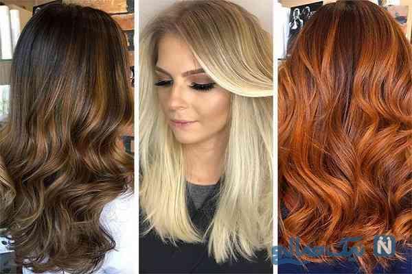 پوست شما چه رنگ مویی میطلبد؟