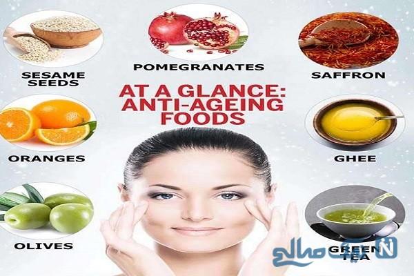 چه غذاهایی پوست را شفاف و زیبا میکنند؟