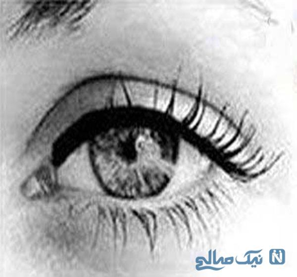 آموزش خط چشم : چشمان ریز را درشت کنید