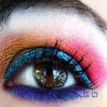 بهترین رنگ سایه برای چشم شما کدام است؟ +تصاویر