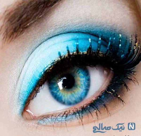 بهترین رنگ برای سایه چشم