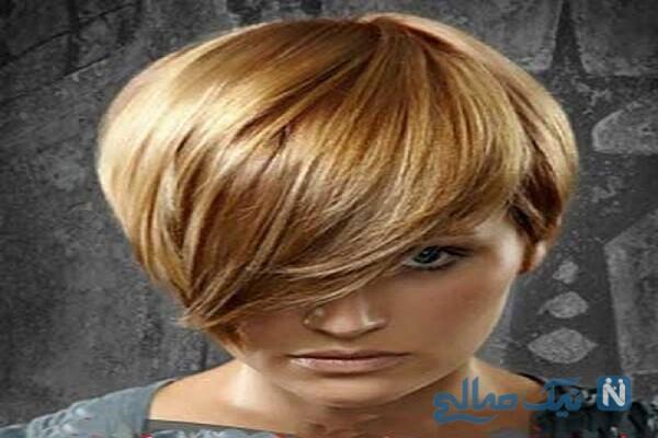 جدیدترین مدل رنگ مو + تصاویر جذاب