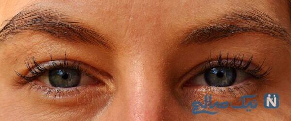 ترفندهای زیبایی چشم