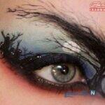 عجیب ترین مدلهای سایه ها و آرایش چشم +تصاویر