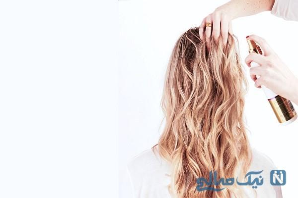 ۶ روش برای آنکه حجم موی خود را افزایش بدهید