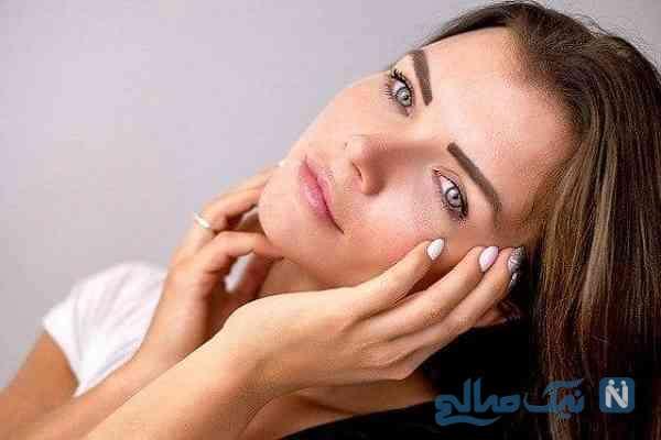 زیباتر نشان دادن صورت