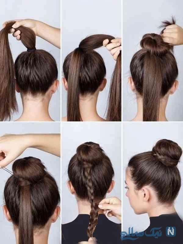مدل موهای گوجه ای