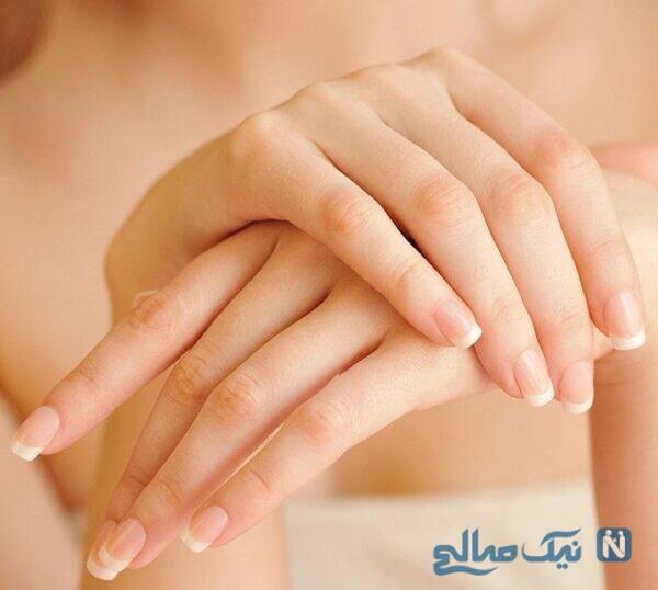 داشتن دست های زیبا