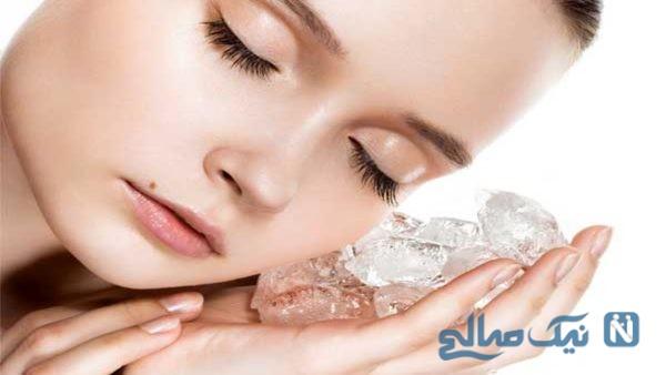 درمان منافذ باز پوست به روش خانگی