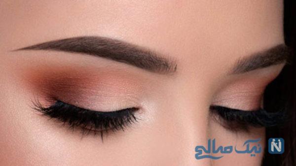سایه چشم مناسب را بر اساس رنگ چشم خود انتحاب کنید
