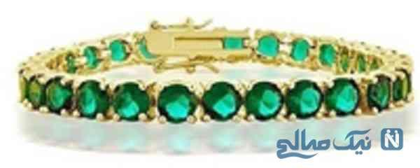بهترین جواهرات زمرد