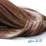 آموزش درست کردن رنگ موی گیاهی قهوه ای