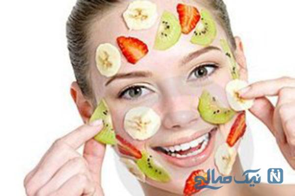 سه ماسک صورت با استفاده از میوه و سبزی برای فصل زمستان