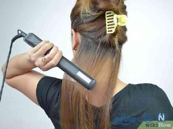 نکات استفاده از اتو مو