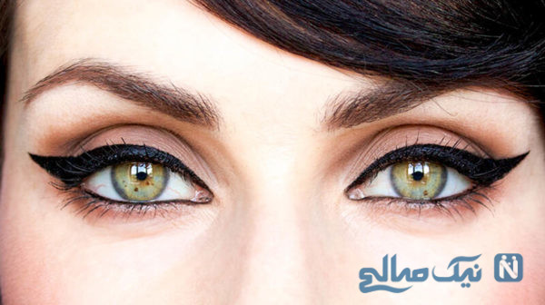 فرق سرمه با خط چشم