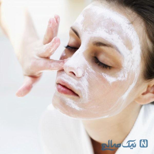 ماسک برای سفید شدن پوست صورت