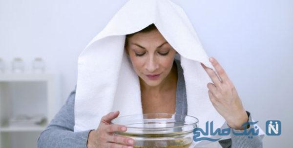 بخورهای گیاهی برای پوست صورت