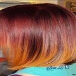 چهار ایده ی شگفت انگیز برای جدیدترین رنگ مو های سال +تصاویر