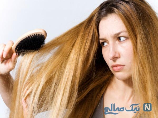 جلوگیری از گره خوردن مو