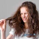 روش های خانگی برای خلاص شدن از موهای درهم تنیده و گره خورده
