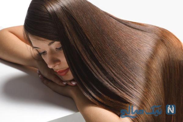 ماسک شیر نارگیل برای مو