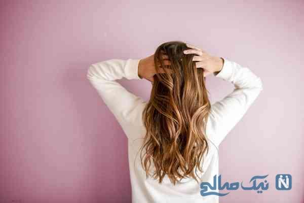 نگهداری از موهای بلند