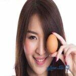 ۱۵ روش استفاده از تخم مرغ برای پوست و موی شما