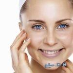 شیوه کنترل چربی صورت در تابستان
