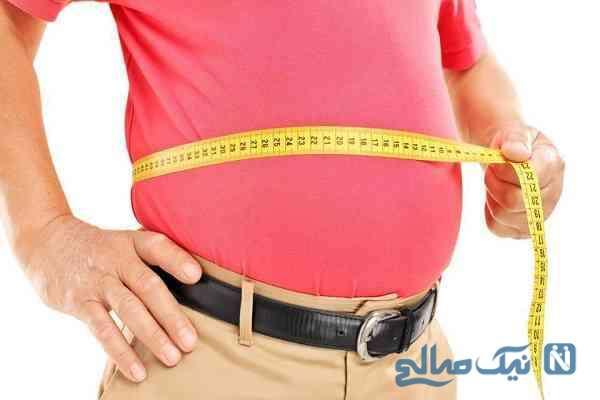 عامل مهم برای مقاوم شدن چربی های اطراف شکم
