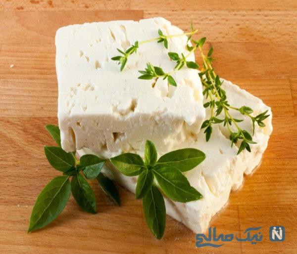 ماسک پنیر