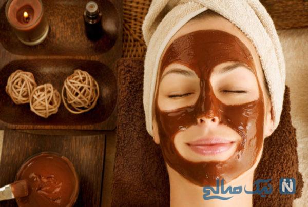 با شکلات چه ماسک هایی می توان برای زیبایی پوست و مو درست کرد