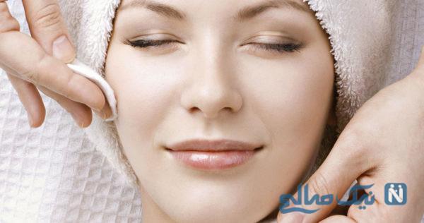 ماسکی برای تقویت ماهیچههای صورت