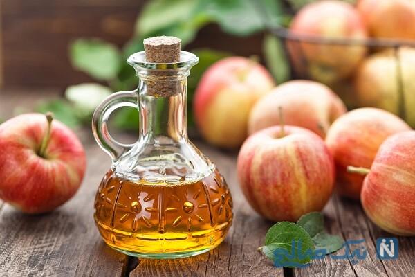 با خواص معجزه آسای سرکه سیب برای پوست آشنا شوید!
