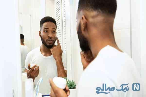 محصولات مراقبت کننده از پوست و مو در آقایان