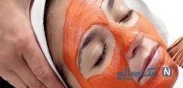 آموزش ساخت ماسک هویج برای پوستمان