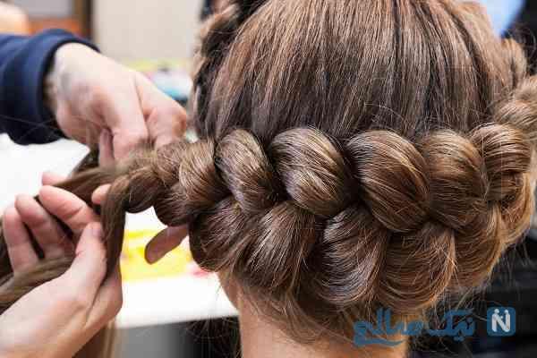 جذاب ترین مو در مهمانی