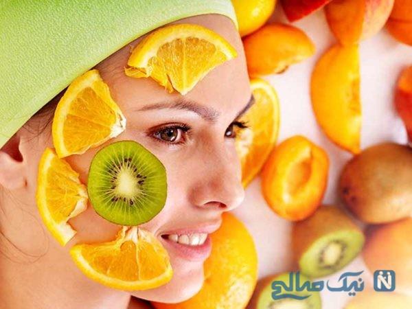 زیبا سازی پوست در طب سنتی