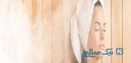 مزایای سونا برای پوست صورت