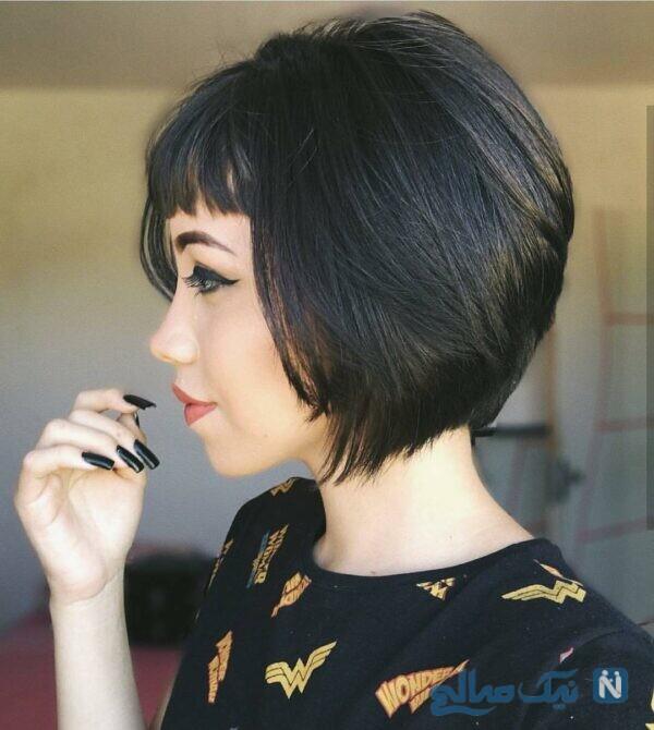 موی کوتاه
