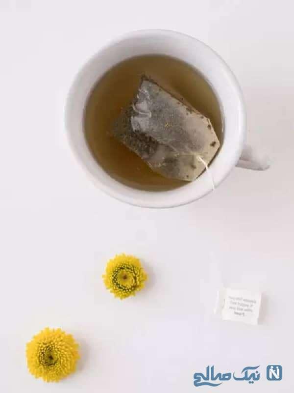 خواص زیباسازی چای