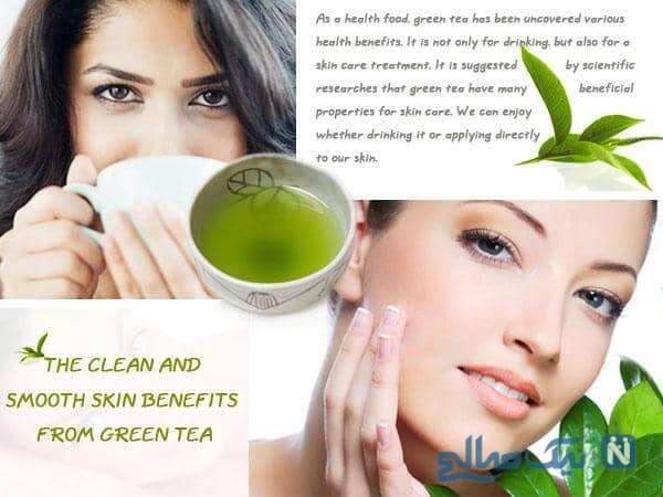 با خواص زیبا سازی چای آشنا شوید!