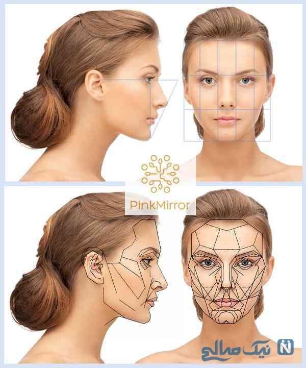 عوامل زیبایی چهره