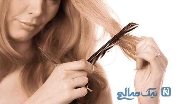 محافظت از موها