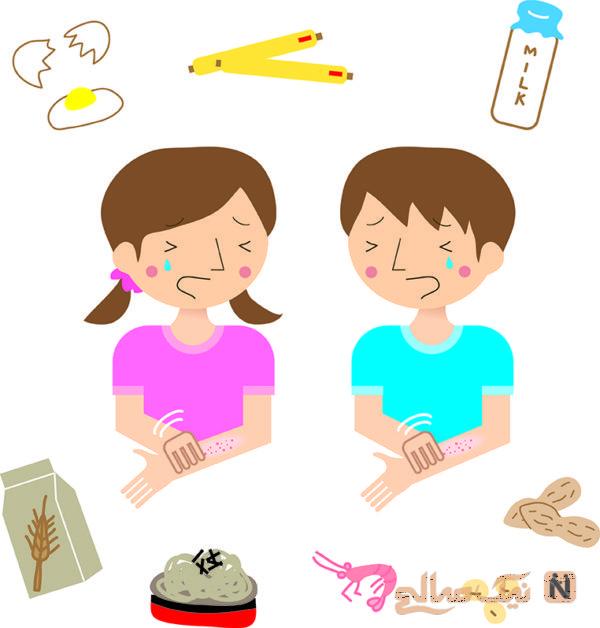 رژیم غذایی برای درمان اگزما
