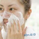 اثرات استفاده از صابون روی پوست صورت!