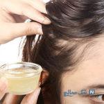 تهیه یک ماسک طبیعی و موثر برای رفع ریزش مو!