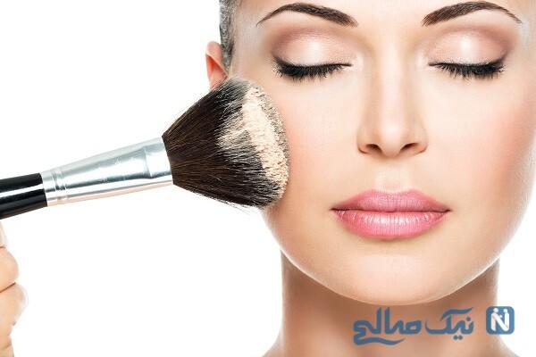 برای ثابت نگه داشتن آرایش از چه روش هایی می توانیم استفاده کنیم؟!