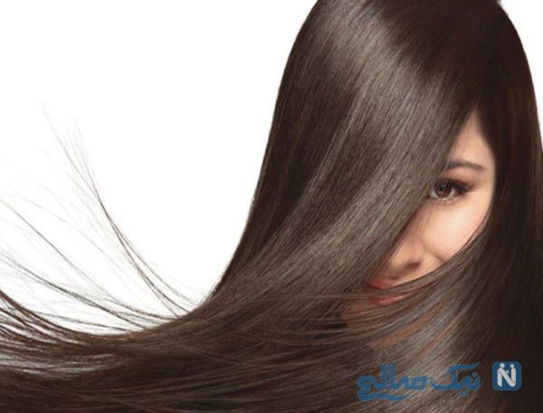 پرپشت شدن مو با مواد طبیعی