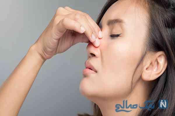 خوش فرم نشان دادن بینی بدون عمل جراحی زیبایی!