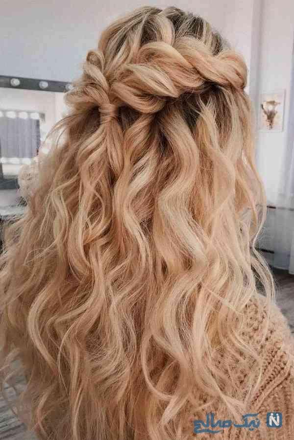 داشتن موهای پرپشت